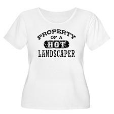 Hot Landscape T-Shirt