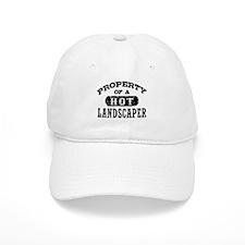 Hot Landscaper Baseball Cap