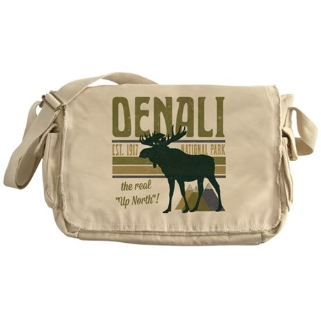 National Park Messenger Bags