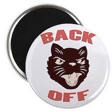 Back Off Cat Magnets