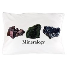 Mineralogy Pillow Case