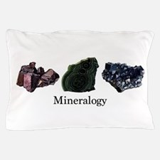 Mineralogy Pillow Case