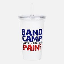 Band Camp 2 Acrylic Double-wall Tumbler