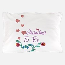 Grandma To Be Pillow Case