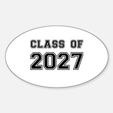 Class of 2027 Decal