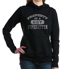 Hot Pipefitter Women's Hooded Sweatshirt