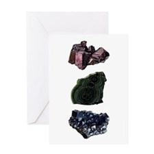Mineralogy Greeting Cards