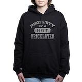 Bricklayer Women's Sweatshirts and Hoodies