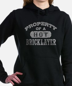 Hot Bricklayer Women's Hooded Sweatshirt