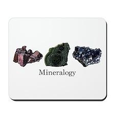 Mineralogy Mousepad