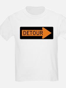 Detour Right T-Shirt