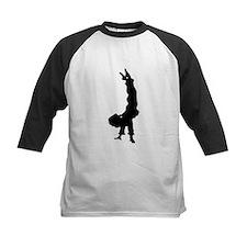 child handstand Baseball Jersey