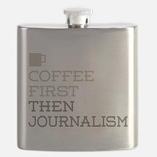Coffee Then Journalism Flask