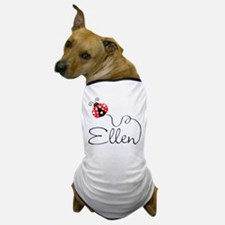 Ladybug Ellen Dog T-Shirt