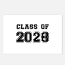 Class of 2028 Postcards (Package of 8)