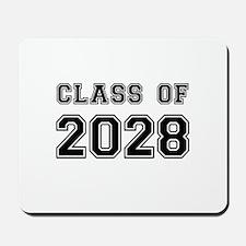 Class of 2028 Mousepad