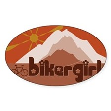 Cute Bike Decal