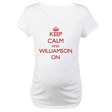 Keep Calm and Williamson ON Shirt