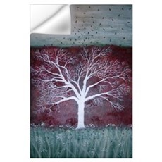 Autumn Frost Wall Decal