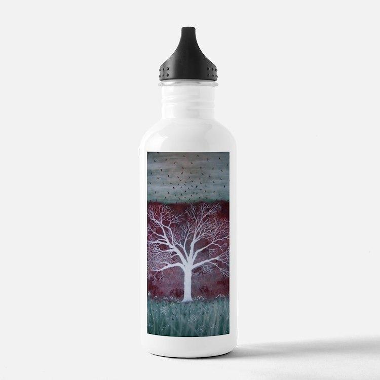 Autumn Frost Water Bottle