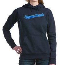 Cute Laguna beach california Women's Hooded Sweatshirt