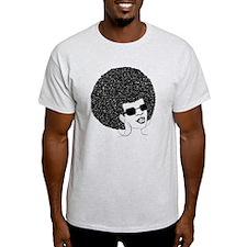 Cute Big afro T-Shirt