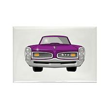 1966 GTO Rectangle Magnet