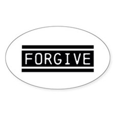 Forgive Decal