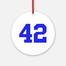 42 Ornament (Round)
