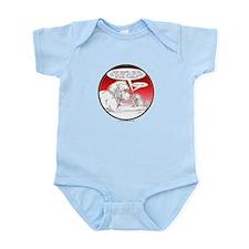 NEW! Bowzer and Pud Infant Bodysuit