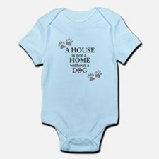 A house is not a home without a DOG Body Suit