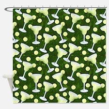Margarita Flow Shower Curtain