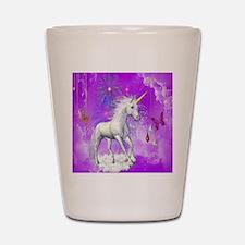Cool Unicorns Shot Glass