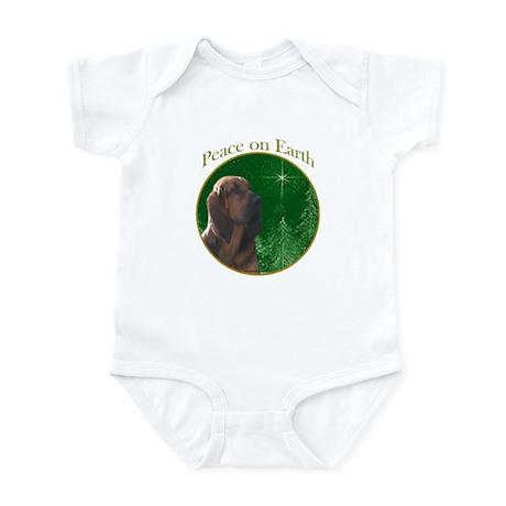 Bloodhound Peace Infant Bodysuit