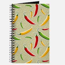 Raining Peppers Journal