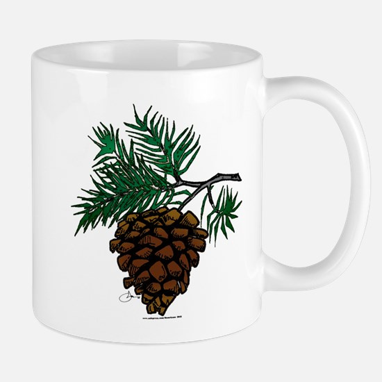 NEW! Fir Limb Mug