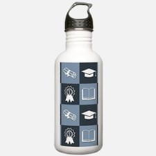 Graduate With Honors Water Bottle