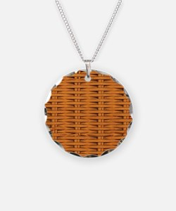 Bamboo Weave Necklace