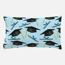 Caps and Diplomas Pillow Case
