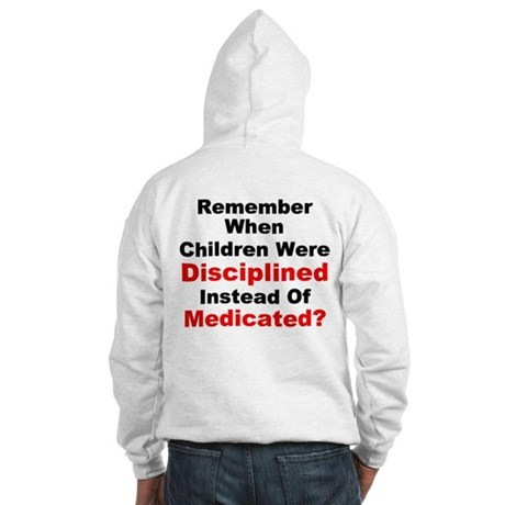 Twisted Imp Remember When? Hooded Sweatshirt