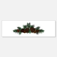 NEW! Pine Cluster Bumper Bumper Sticker