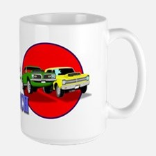Out to Launch - Weekend Warrior Large Mug