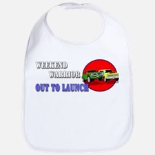 Out to Launch - Weekend Warrior Bib