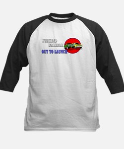 Out to Launch - Weekend Warrior Baseball Jersey