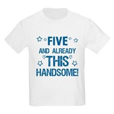 Cool 5th Birthday T-Shirt