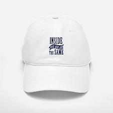 Inside We Are All The Same Baseball Baseball Cap