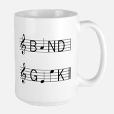 Band Geek Mugs