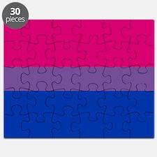 Bisexual Pride Flag Puzzle