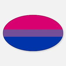 Bisexual Pride Flag Decal