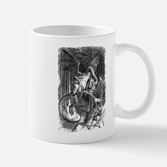 Cute Jabberwock Mug